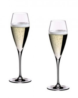 2 Copas Riedel V. Extreme Champagne