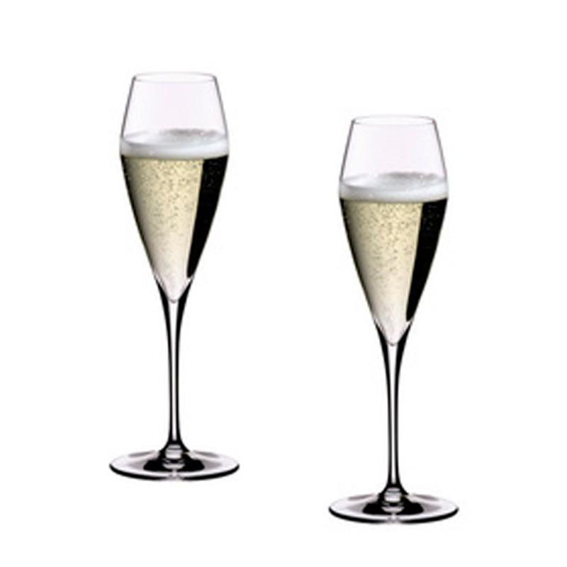 2 copas vinum extreme champagne riedel for Copas para champagne