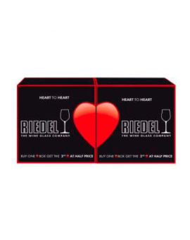 Riedel Heart to Heart Champagne