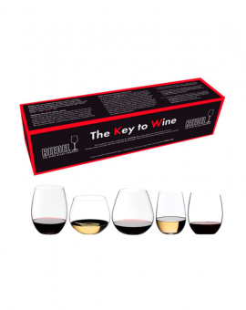Riedel The Key to Wine (5 copas)