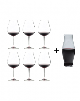 Pack Regalo RIEDEL Pinot Noir