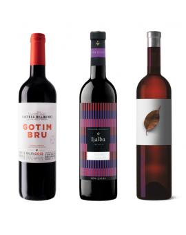 Vinos tintos suaves (3 bot.)