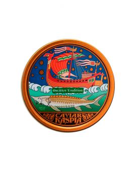 Kaspia Caviar Oscetra - 125 grs.
