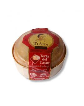 QUESO DE OVEJA TORTA DEL CASAR