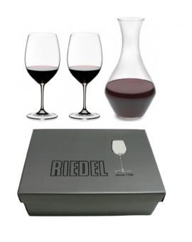 Set Regalo RIEDEL Vinum