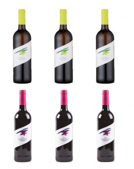 Vinos Ecológicos (6 bot.)