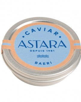 Astara Caviar Baeri - 100 grs