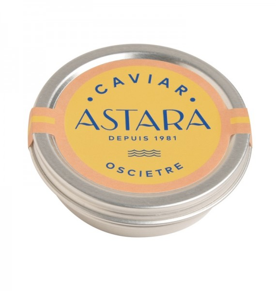 Astara Caviar Oscetra - 250 grs.