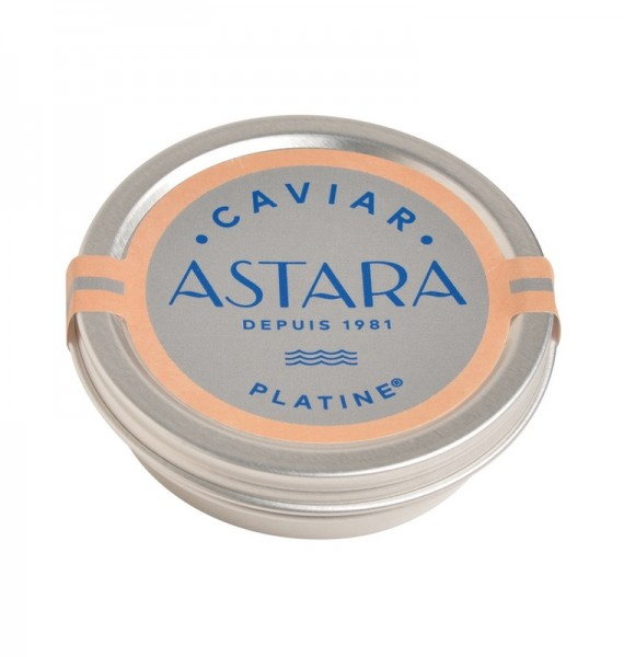 Astara Caviar Platinum- 250 grs