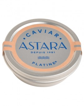 Astara Caviar Platinum- 500 grs