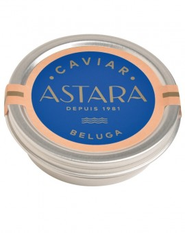 Astara Caviar Beluga - 50 grs