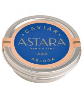 Astara Caviar Beluga - 100 grs